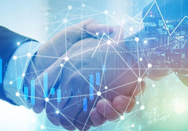 fierce software business services handshake