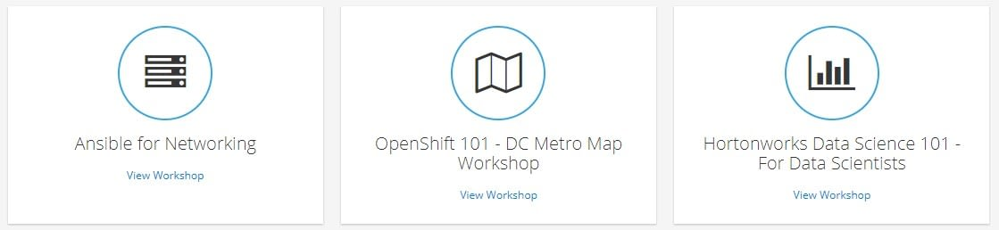 Westfields Two-Day Workshop Lineup