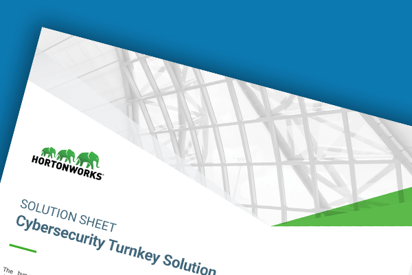 Cybersecurity Turnkey Solution